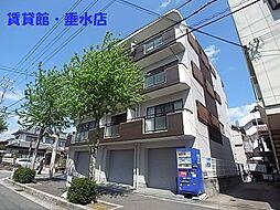 兵庫県神戸市垂水区城が山5丁目の賃貸マンションの外観