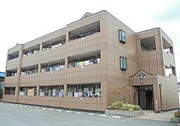 広島県福山市新涯町1丁目の賃貸マンションの外観