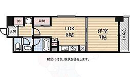 【敷金礼金0円!】大阪市営千日前線 桜川駅 徒歩4分