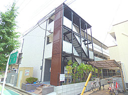 埼玉県蕨市南町1丁目の賃貸アパートの外観