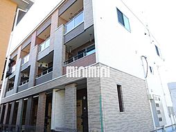 静岡県焼津市東小川2丁目の賃貸アパートの外観