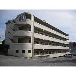 マンション大磯[1階]の外観