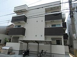 フジパレス駒川中野II番館[3階]の外観
