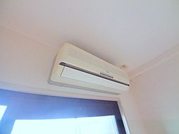 サニーパレス・Kの冷暖エアコン