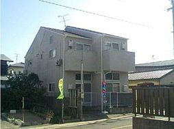 shinotsuki(旧コーポとびうめ2)[1階]の外観