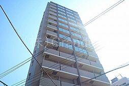 レジュールアッシュ大阪城北[2階]の外観