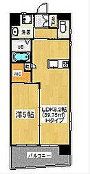maison do hiro メゾン・ド・ヒロ[10階]の間取り