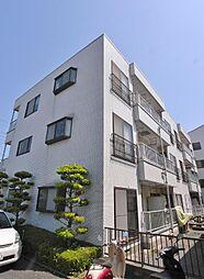 埼玉県朝霞市宮戸1丁目の賃貸マンションの外観