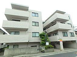 神奈川県大和市南林間5丁目の賃貸マンションの外観