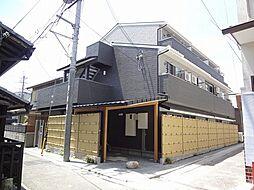 アールグランツ盧山寺千本[102号室]の外観