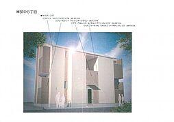 仮)旭区今市一丁目SKHコーポC[1階]の外観