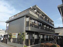 ケイアイプラザB[1階]の外観