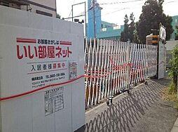 SK南太田 A棟[2階]の外観