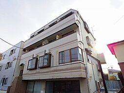 文教ハイム[3階]の外観