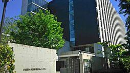(仮称)ルームズ西早稲田A棟[105号室]の外観