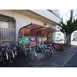 静岡県静岡市駿河区見瀬の賃貸マンションの外観