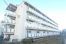 ビレッジハウス四郎丸4号棟[3階]の外観