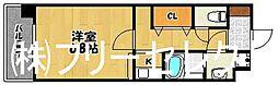 レジデンス18[10階]の間取り