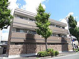 千葉県千葉市美浜区高洲1丁目の賃貸マンションの外観