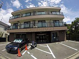 兵庫県伊丹市鴻池6丁目の賃貸マンションの外観