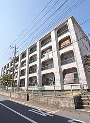 埼玉県朝霞市北原2丁目の賃貸マンションの外観