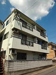 マンションチューリップ[3階]の外観