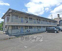 京都府京都市西京区樫原里ノ垣外町の賃貸アパートの外観