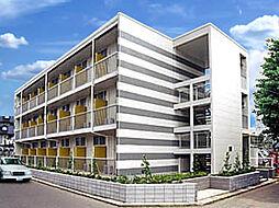 千葉県船橋市薬円台3丁目の賃貸マンションの外観
