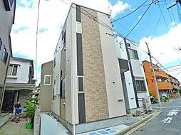 東京都葛飾区柴又6丁目の賃貸アパートの外観