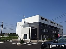 愛知県豊田市中町中郷の賃貸アパートの外観