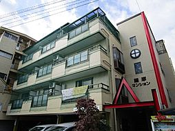 第9薩摩マンション[4階]の外観