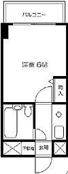 オルキデーア[3階]の間取り