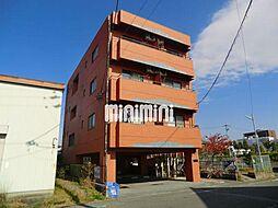 サニーサイド志水[4階]の外観