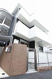 大阪府大阪市北区菅栄町の賃貸アパートの外観
