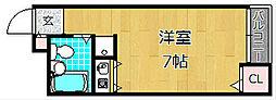MAYUMIサウスコート[2階]の間取り