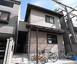 京都府京都市東山区正面町の賃貸アパートの外観
