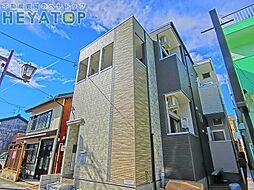 愛知県名古屋市瑞穂区惣作町2丁目の賃貸アパートの外観