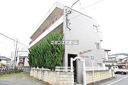 埼玉県入間市大字仏子の賃貸マンションの外観
