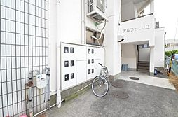 アルファ八田[5階]の外観