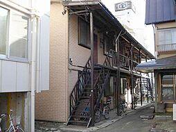 高橋アパート[1号室]の外観