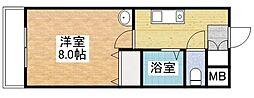 さくらマンション[7階]の間取り