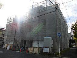 アンフィニ・コート黒川[3階]の外観