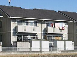 パークサイド新福[A201号室]の外観