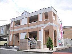 埼玉県さいたま市南区大字大谷口の賃貸アパートの外観