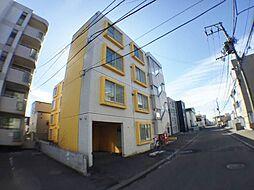 グランデミル栄通S[3階]の外観