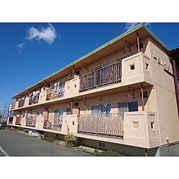 静岡県浜松市南区西町の賃貸マンションの外観