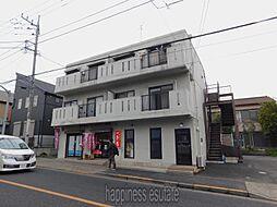 東京都町田市高ヶ坂2丁目の賃貸マンションの外観