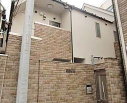 東京都品川区南品川5丁目の賃貸アパートの外観