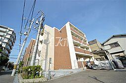 兵庫県神戸市須磨区南町2の賃貸マンションの外観