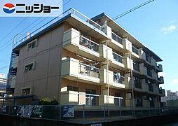 サンハイツ豊[3階]の外観